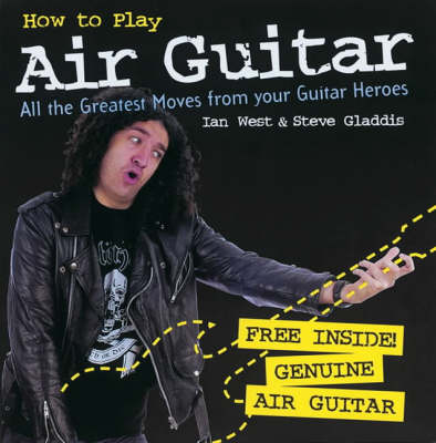 How To Play Air Guitar (Paperback)