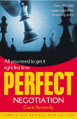 Perfect Negotiation (Paperback)