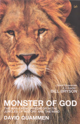 Monster of God: The Man-eating Predator in the Jungles of History and the Mind (Paperback)