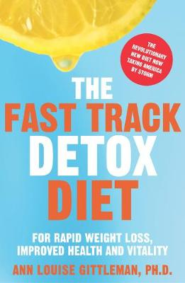 The Fast Track Detox Diet (Paperback)