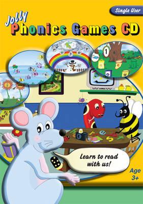 Jolly Phonics Games CD (single user): print / precursive choice (CD-ROM)