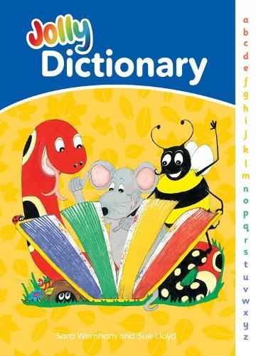 Jolly Dictionary (Hardback edition in print letters): American English (Hardback)