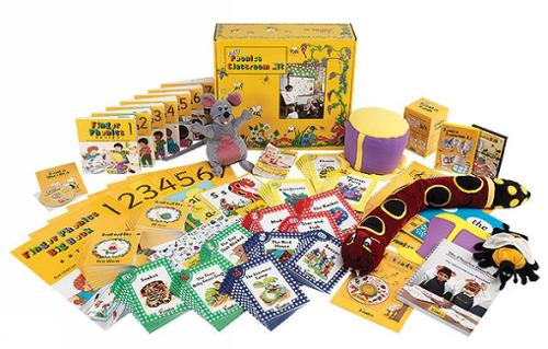 Jolly Phonics Classroom Kit: in Precursive Letters (BE)
