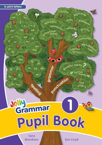Grammar 1 Pupil Book (in print letters): in Print Letters (BE) (Paperback)