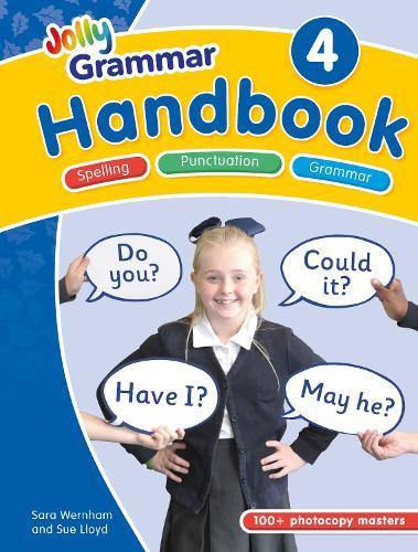 The Grammar 4 Handbook: in Precursive Letters (BE) (Spiral bound)