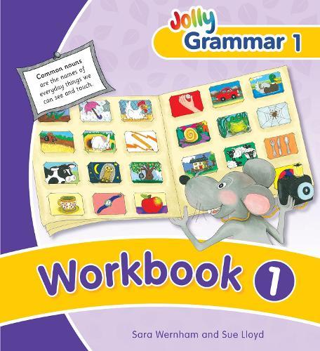 Grammar 1 Workbook 1: in Precursive Letters (BE) - Grammar 1 Workbooks 1-6 6 (Paperback)