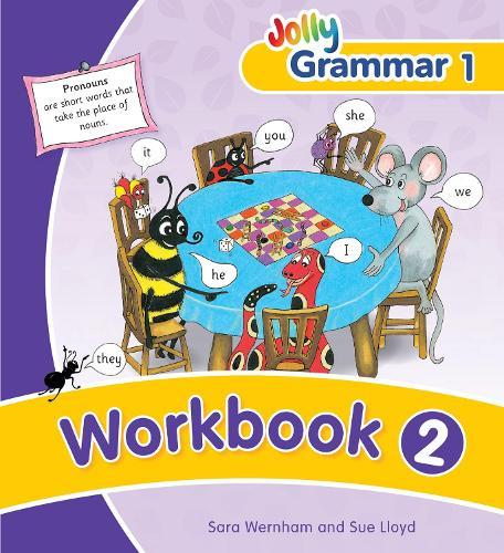 Grammar 1 Workbook 2: In Precursive Letters (British English edition) - Grammar 1 Workbooks 1-6 6 (Paperback)