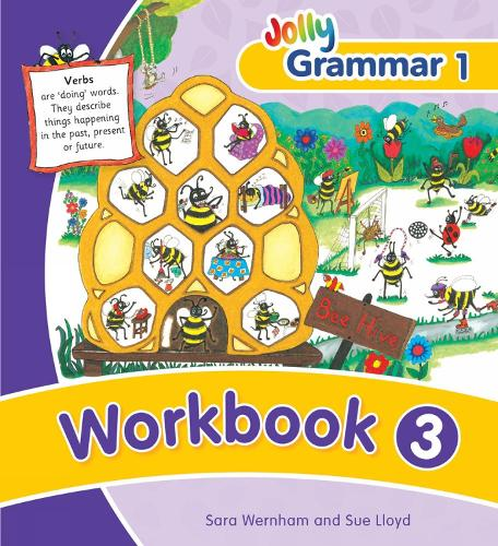 Grammar 1 Workbook 3: in Precursive Letters (BE) - Grammar 1 Workbooks 1-6 6 (Paperback)