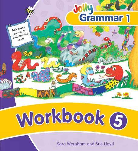 Grammar 1 Workbook 5: In Precursive Letters (British English edition) - Grammar 1 Workbooks 1-6 6 (Paperback)
