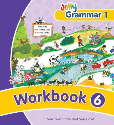 Grammar 1 Workbook 6: in Precursive Letters (BE) - Grammar 1 Workbooks 1-6 6 (Paperback)