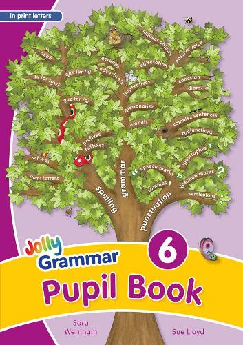 Grammar 6 Pupil Book (in print letters): In Print Letters (British English edition) (Paperback)