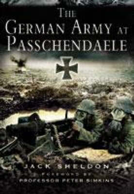 German Army at Passchendaele (Hardback)