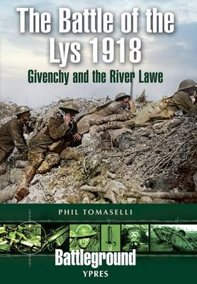 Battle of the Lys 1918 (Paperback)