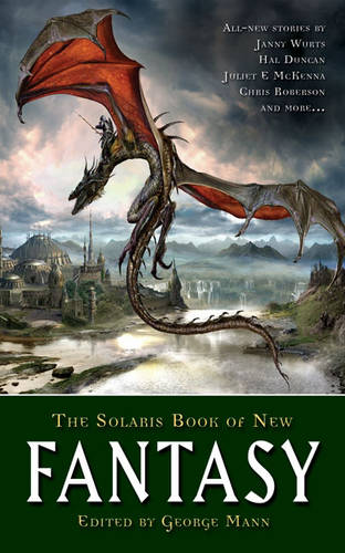 The Solaris Book of New Fantasy (Paperback)