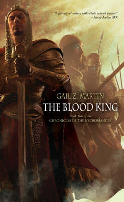 The Blood King - Chronicles of the Necromancer No. 2 (Paperback)