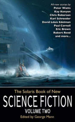The Solaris Book of New Science Fiction: v. 2 (Paperback)