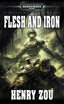 Cover Flesh and Iron - Bastion Wars No. 2