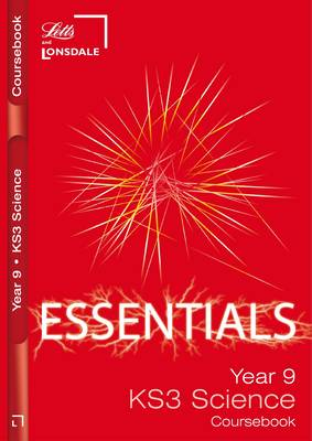 Year 9 Science Coursebook - Lonsdale Key Stage 3 Essentials (Paperback)