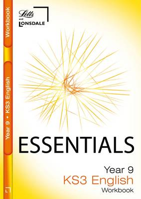 Year 9 English: Workbook (Inc. Answers) - Lonsdale Key Stage 3 Essentials (Paperback)