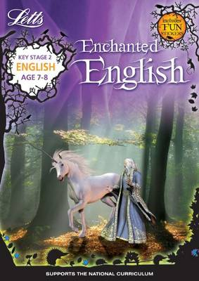 English Age 7-8 - Letts Enchanted English (Paperback)