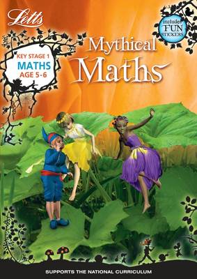 Maths Age 5-6 - Letts Mythical Maths (Paperback)