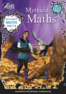 Maths Age 7-8 - Letts Mythical Maths (Paperback)