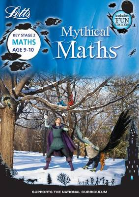 Maths Age 9-10 - Letts Mythical Maths (Paperback)