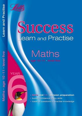 Maths Age 10-11 Level 5: Level 5 - Letts Key Stage 2 Success Learn and Practise (Paperback)