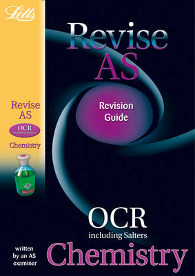OCR Chemistry (inc. Salters): Study Guide - Letts AS Success (Paperback)