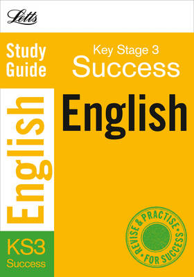English: Study Guide - Letts Key Stage 3 Success (Paperback)