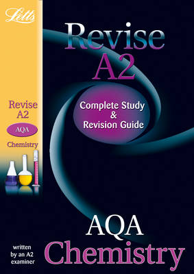 AQA Chemistry: Study Guide - Letts A2 Success (Paperback)