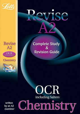 OCR Chemistry: Study Guide - Letts A2 Success (Paperback)