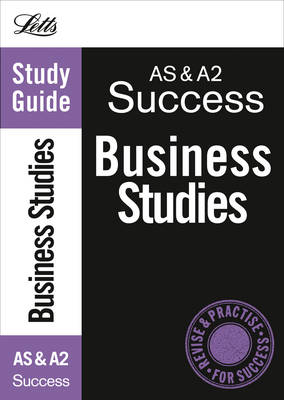 Revise AS and A2 Business Studies: Study Guide (Paperback)