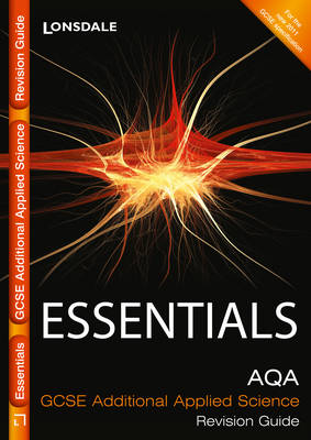 AQA Additional Applied Science: Revision Guide - Collins GCSE Essentials (Paperback)