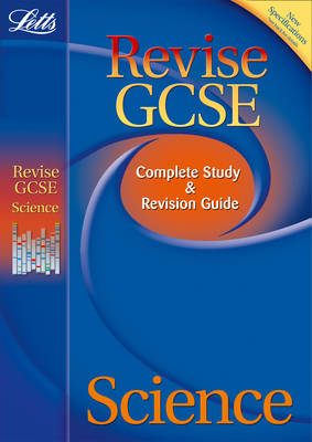 Science: Study Guide - Letts GCSE Revision Success (Paperback)