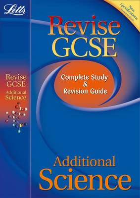 Additional Science: Study Guide - Letts GCSE Revision Success (Paperback)