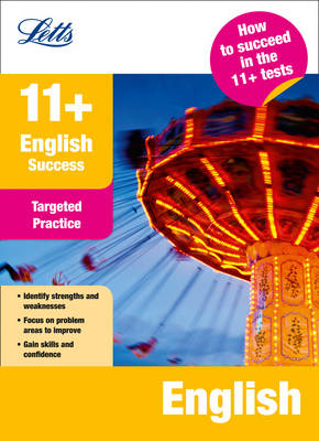 English: Targeted Practice - Letts 11+ Success (Paperback)