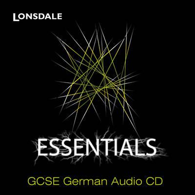 German: Audio CD - Collins GCSE Essentials (CD-Audio)