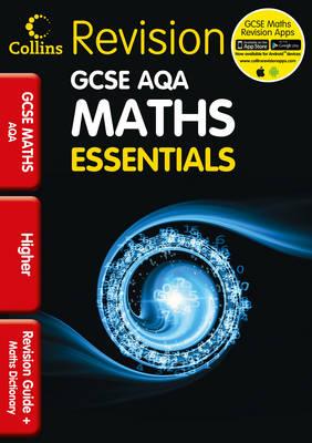 AQA Maths Higher Tier: Revision Guide - Collins GCSE Essentials (Paperback)
