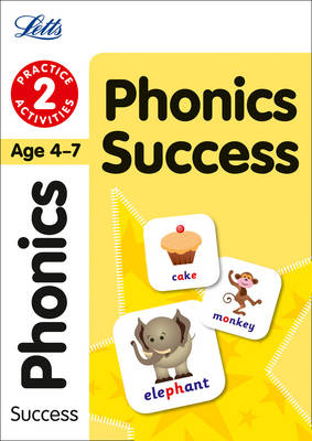 Phonics 2: Practice Activities - Letts Key Stage 1 Success (Paperback)