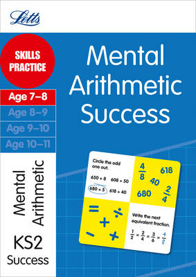 Mental Arithmetic Age 7-8: Skills Practice - Letts Key Stage 2 Success (Paperback)