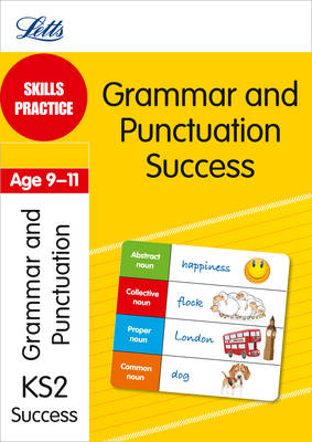 Grammar & Punctuation Age 9-11: Skills Practice - Letts Key Stage 2 Success (Paperback)