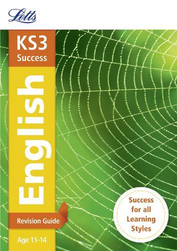 KS3 English Revision Guide - Letts KS3 Revision Success (Paperback)