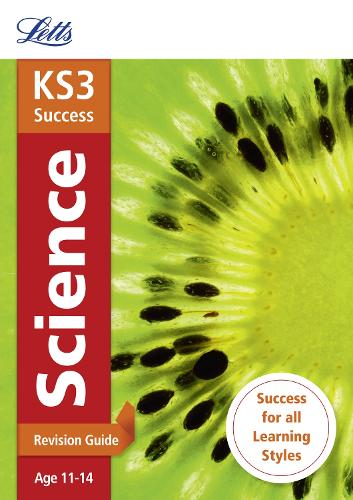 KS3 Science Revision Guide - Letts KS3 Revision Success (Paperback)