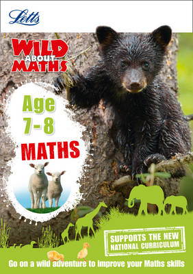 Maths Age 7-8 - Letts Wild About (Paperback)