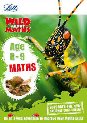 Maths Age 8-9 - Letts Wild About (Paperback)
