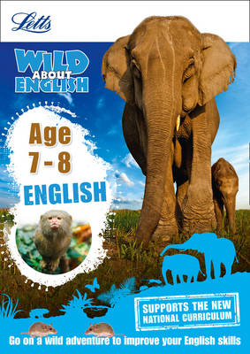 English Age 7-8 - Letts Wild About (Paperback)