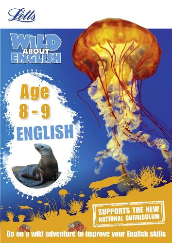 English Age 8-9 - Letts Wild About (Paperback)