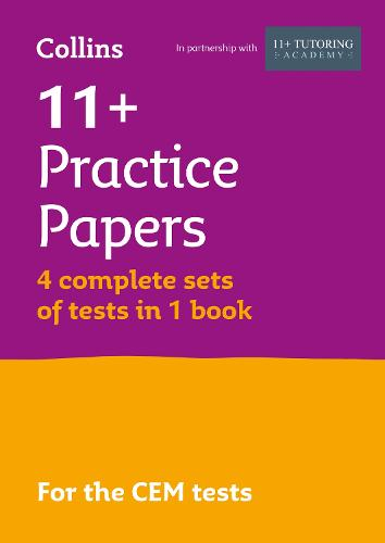 11+ Practice Test Papers (Get test-ready) Bumper Book, inc. Audio Download: for the CEM tests - Letts 11+ Success (Paperback)
