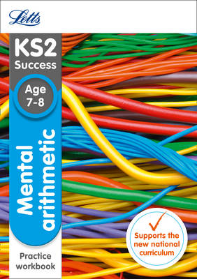 KS2 Maths Mental Arithmetic Age 7-8 SATs Practice Workbook - Letts KS2 Revision Success (Paperback)